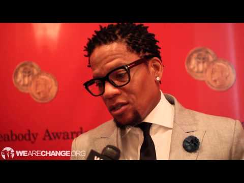 Bush - At the 2013 Peabody Awards, Luke Rudkowski talks to D.L. Hughley about his recent documentary and how he feels as an Obama supporter of some of Obama's polic...