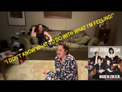 MADE IN THE A.M. - ONE DIRECTION - FULL ALBUM - REACTION