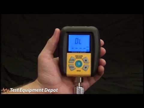 Fieldpiece SVG3 Easy View Digital Vacuum Gauge