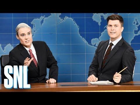 Weekend Update: Robert Mueller - SNL