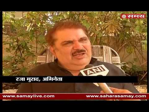 Raza Murad talked on Sonu Nigam's Twitter against azaan