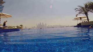 15 April 2017 - Oceana Beach Club - Palm Jumeirah - Dubai, UAE Easter weekend pool and beach day at Oceana Beach Club and 14th St Steakhouse. Excellent views...