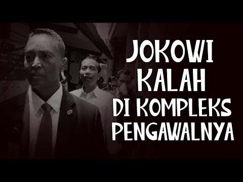 Jokowi Kalah Di Kompleks Pengawalnya