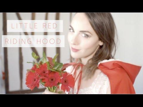 HALLOWEEN / GRWM : Le Petit Chaperon Rouge