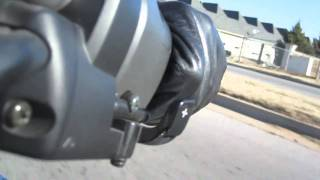 9. FJR Clutchless Shifter Demo