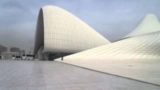 Rodar en Heydar Aliyev Cultural Centre de Baku