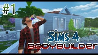 Part 1 of my new Sims 4 series, The S I M S 4 - B O D Y B U I L D E R - E D I T I O N. Check out my social media links for more updates about videos, secret previews, blogs, vlogs and more!twitter: https://twitter.com/JasonmazdatweetFacebook: https://www.facebook.com/pages/Jasonm...Do you like my videos? Here are my suggestions of some of my videos to watch next:Lets Build in the Sims 3 - Modern Beach House: Part 1 : http://www.youtube.com/watch?v=iPba7O...Sims 3 Roaring Heights - Part 1: http://www.youtube.com/watch?v=lpDXf9...