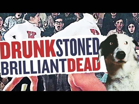 DRUNK STONED BRILLIANT DEAD: THE STORY OF THE NATIONAL LAMPOON w. dir Douglas Tirola