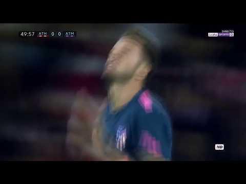 ATHLETIC BILBAO vs ATLETICO MADRID 1 2 ● All Goals & Highlights HD ● La Liga   20 September 2017