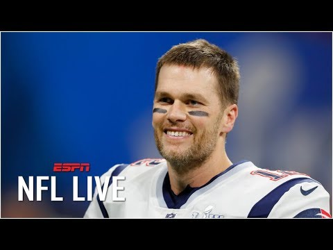 Video: Can anyone dethrone Tom Brady, Patriots in AFC East   NFL Live