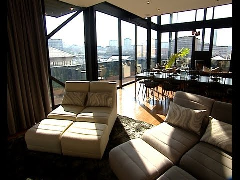 Top Billing features a stylish Maboneng penthouse