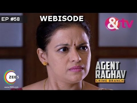 Agent Raghav Crime Branch - Episode 59 - April 9,