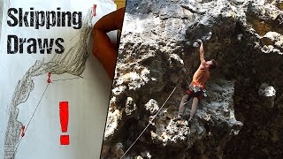 FINALLY ! Rock Climbing in El Arcotete + Clipping Strategy for Lead Climbing by Mani the Monkey