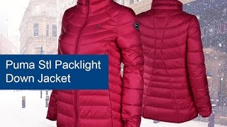 Puma Stl Packlight Down Jacket - фото