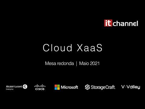 Cloud XaaS | Mesa Redonda | Junho 2021