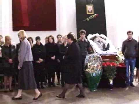 Farewell was said today in Sukhum to People's Artist of Abkhazia Villi Chakmach-ipa