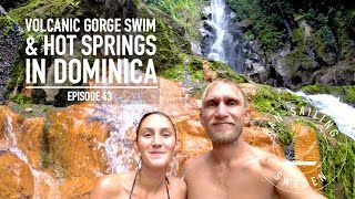 Dominica is a true rainforest paradise! We loved this place and after arriving to the capital Rosseau we got welcomed by the carnival. But enough dancing on the ...