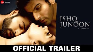 Ishq Junoon Official Movie Trailer Rajbir Divya