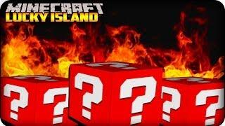 Minecraft - Lucky Block Survival Island - 'EVIL LUCKY BLOCKS ' (Lucky Block Mod) #12