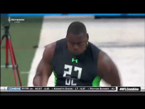 That Time Chris Jones Dick Was Too Big For The Combine
