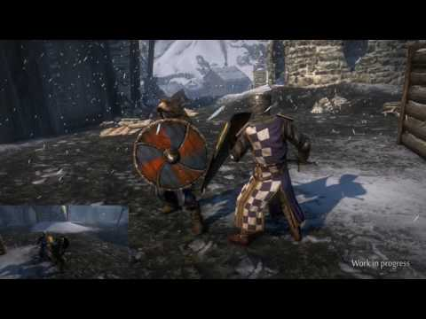 Gloria Victis Character Animations Trailer
