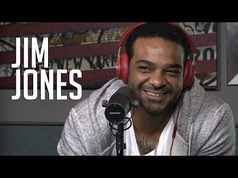Jim Jones Speaks on Dipset, Cam'ron & More On Ebro In The Morning