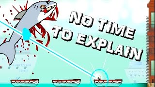 WHAT IS HAPPENING?? | No Time To Explain #1