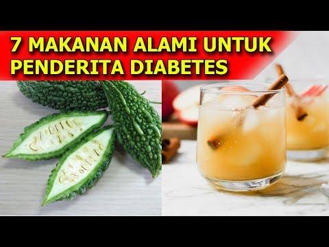 Inilah Makanan Alami Untuk Mengontrol Gula Darah & Mencegah Penyakit Diabetes