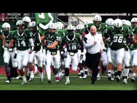 Dartmouth Football 2013 Trailer