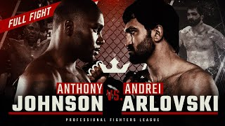 Video #WSOF2: Anthony Johnson vs. Andrei Arlovski Full Fight MP3, 3GP, MP4, WEBM, AVI, FLV Oktober 2018