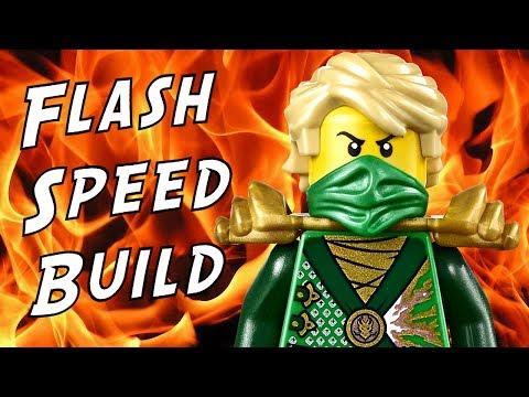 Vidéo LEGO Ninjago 70722 : L'attaque d'Overborg
