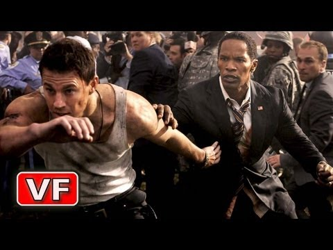 WHITE HOUSE DOWN Bande Annonce VF