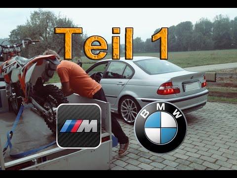 BMW E46 320d - Tuningstory (Teil 1)