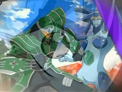 Bakugan Mechtanium Surge Episode 14 Triple Threat 2/2
