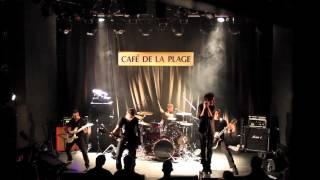 Maurepas France  city photo : The Ekpyrosis live @ Café de la Plage Maurepas 05/04/2014