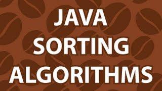 Java Sort Algorithm
