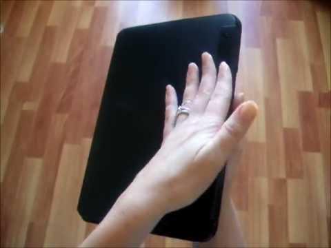 Video of CaseSensor for Tablets