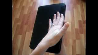 CaseSensor for Tablets YouTube video