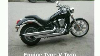 7. 2009 Kawasaki Vulcan 900 Custom - Features and Specification