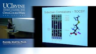 Molecular Structure&Statistical Mechanics 131B. Lecture 20. NMR Applications/ Review