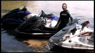 10. 2011 Yamaha VXS and VXR WaveRunner Intro
