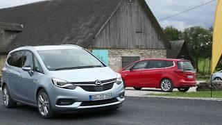 """""""AutoMedia.lv"""" tests: """"Opel Zafira 2016"""" - jauna vai tikai uzlabota?"""