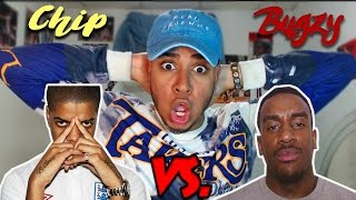 Download Lagu American Listens to UK Grime Beefs #1 Bugzy Malone & Chipmunk Beef | Endless! Diss Tracks | Reaction Mp3