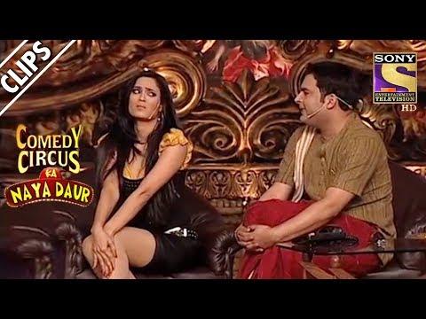Download Kapil Sharma Wears Shweta's Bridal Lehenga | Comedy Circus Ka Naya Daur HD Mp4 3GP Video and MP3