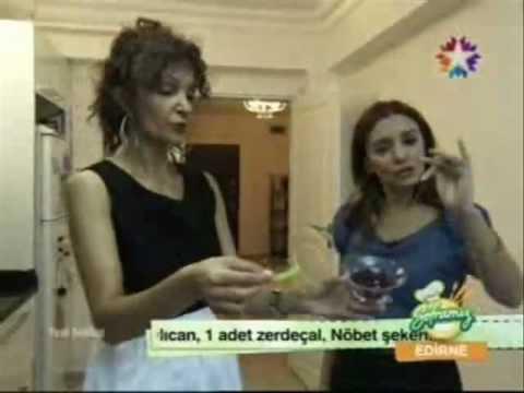 Melek Anne Restaurant 23 11 2012 Star Tv Soframiz Programi