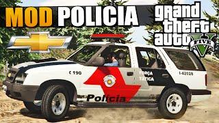 GTA V Mod Policia - Blazer Policia Militar GTA 5 - Carros Policia ► MOD Policia - https://youtu.be/fQ_wcziYdr8 ► VEJA MAIS CARROS PARA GTA 5 - https://goo.gl...