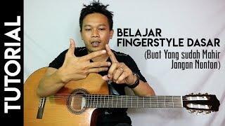 Belajar Fingerstyle Dasar Untuk Pemula #1