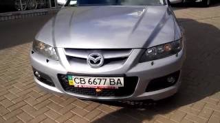 видео авто Mazda 6 в кредит