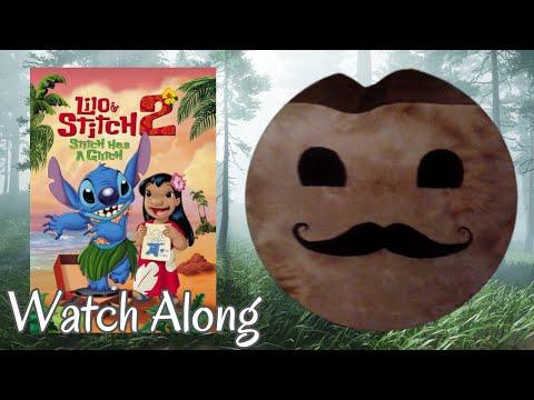 Lilo & Stitch 2: Stitch Has a Glitch (2005) Movie Live Reaction! | First Time Watch! | Livestream!