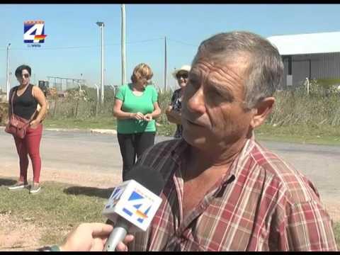 Vecinos de Colonia Paysandú molestos por contaminación del vertedero